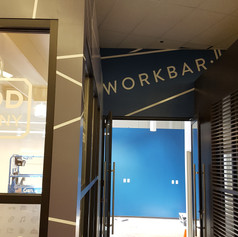 Workbar Vinyl Graphics