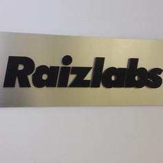 Raizlabs Wall Sign