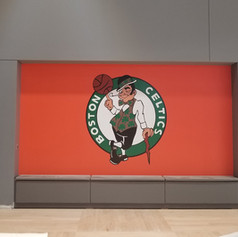 Boston Celtics Vinyl Graphics