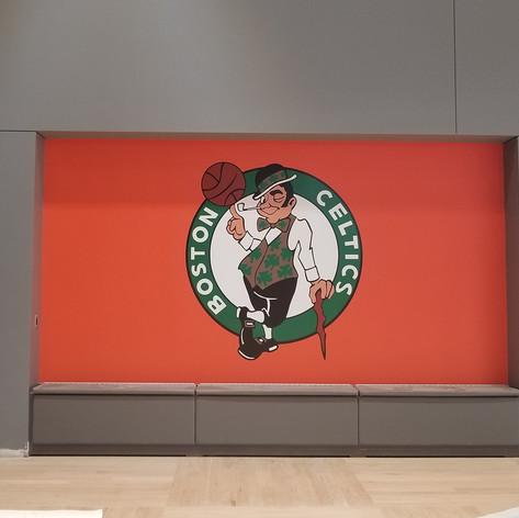 Boston Celtics Vinyl Graphics