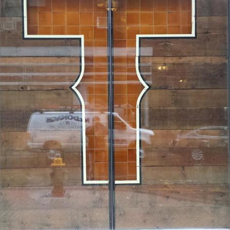 Custom T Sign