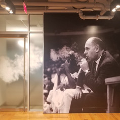 Auerbach Center Vinyl Graphics