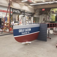 Great Eastern Trading Co. Custom Sign