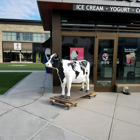 J.P. Lick's Custom Cow