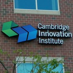 Cambridge Innovation Channel Letters
