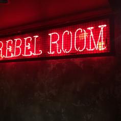 Rebel Room Neon Sign
