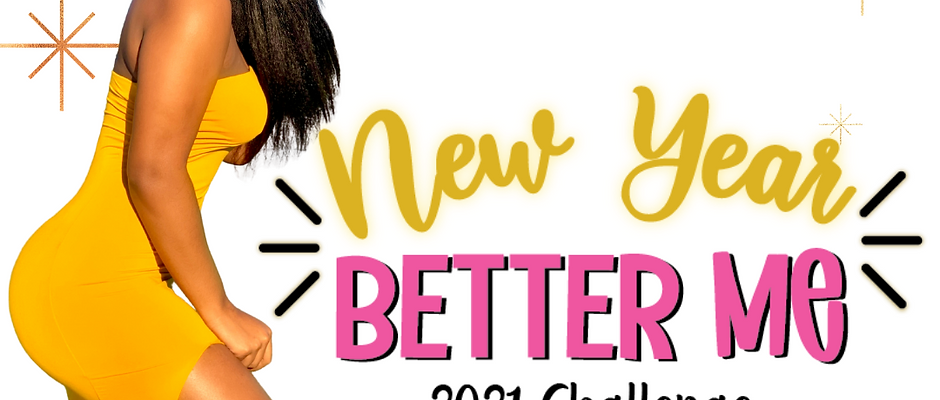 New Year Better Me Challenge Registration