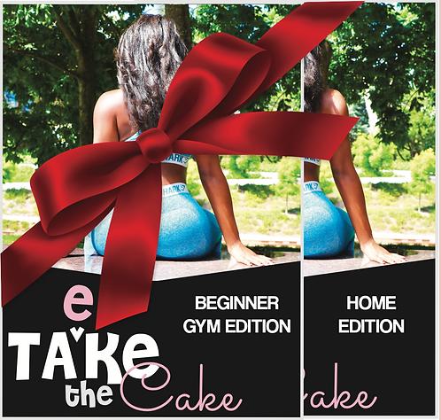 Take the Cake - Beginner Gym + Home Bundle