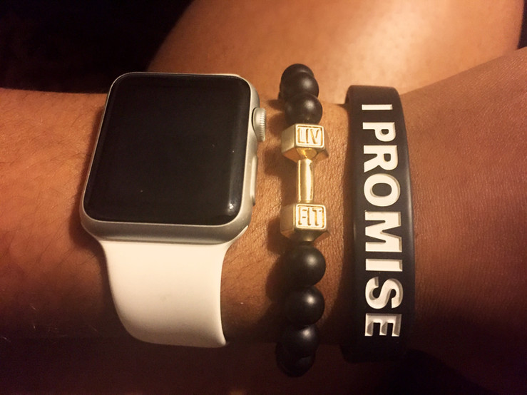 fitspo friday: wrist essentials