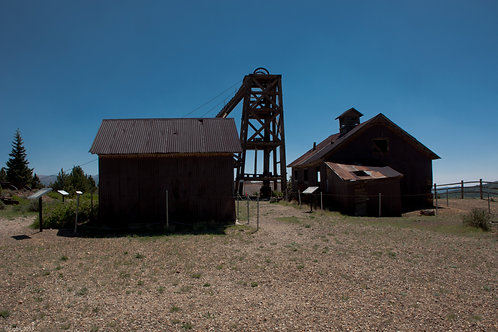 Abandoned Mine Entry SOG