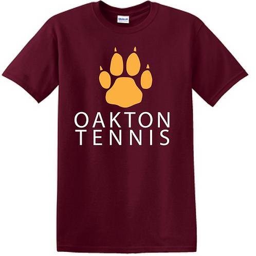 OHS T-Shirt Paw Print