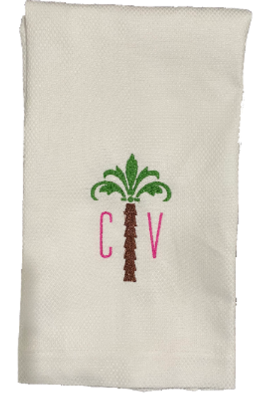 Palm Hand Towel