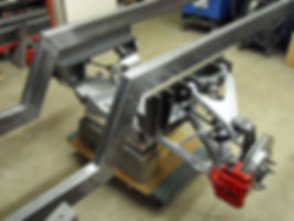 Corvette suspension