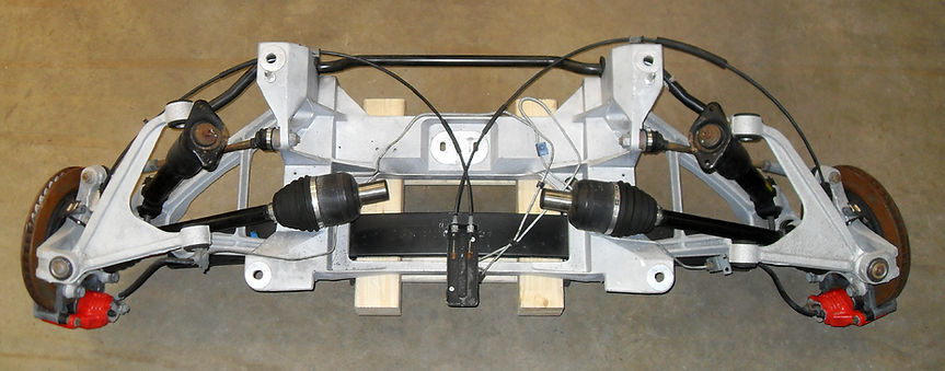 C5 and C6 Corvette Suspensions Interface Adapters