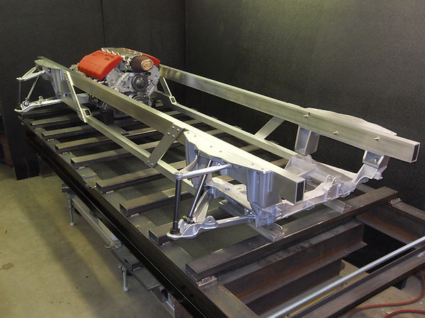 Sand rail chassis