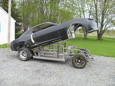 Camaro with tube chassis