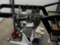 Corvette suspension adapters