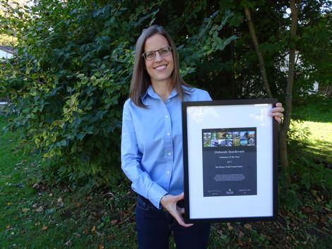 BTC Volunteer of the Year Award 2017