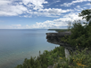 The Bruce Trail finally returns to Cape Chin!