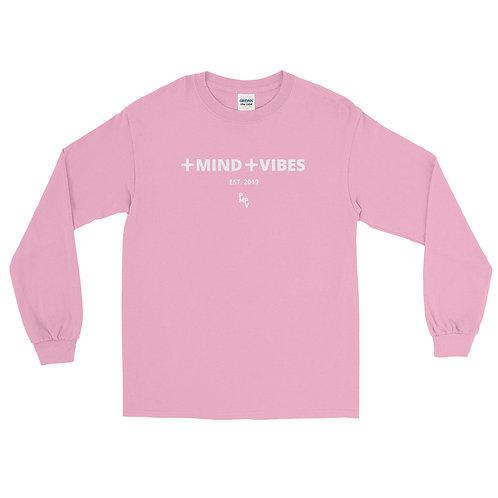 + MIND + VIBES Long Sleeve Shirt