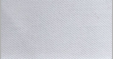 Gabardina blanca