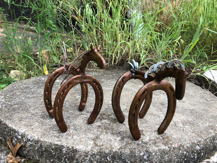 Horse Shoe Horses