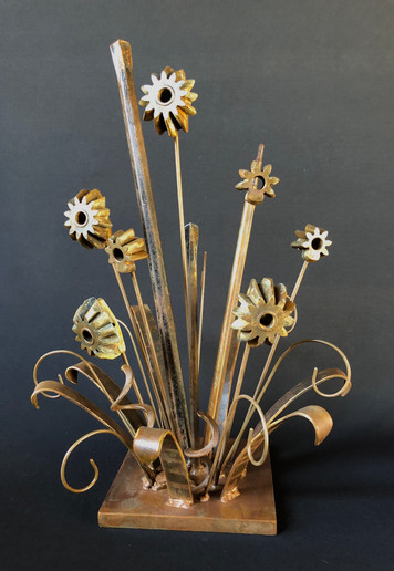 Gear Flowers