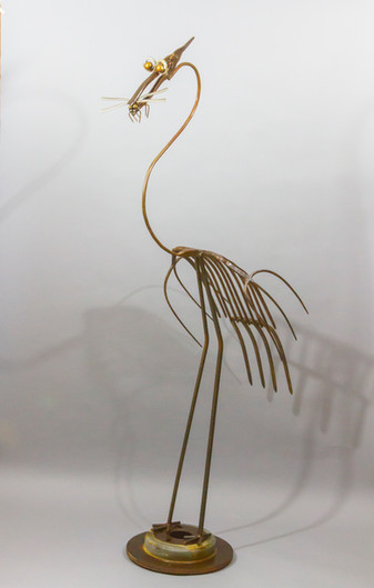 Rake Bird & Dragonfly