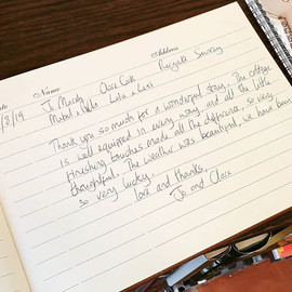 Great review from our guests who stayed