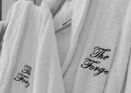 Personalised luxury bath robes