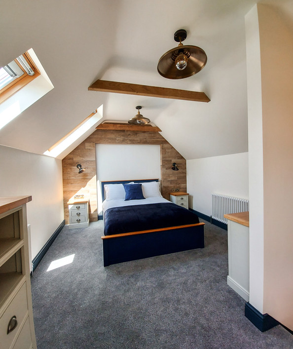 The Forge - Bedroom
