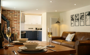 The Forge - Open plan living area