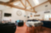 Open plan Living area - Oak Tree Cottages - Church Fields Cottage