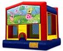 13 x 13 Sponge Bob Bounce House