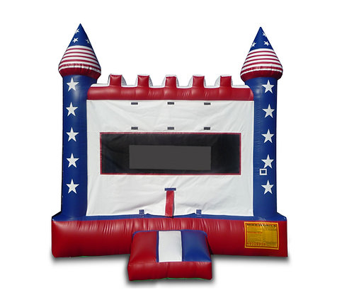 15 x 15 All American Bounce House