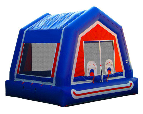 15 X 15 Clown Face Bounce House