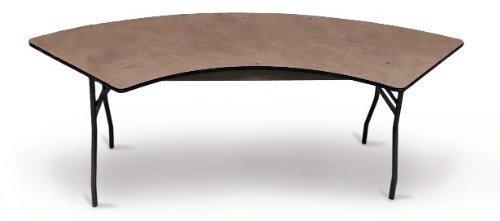 Serpentine Table