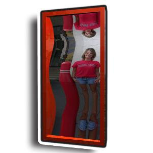 Fun House Mirror