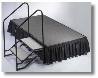 Stage Section 4' x 8'