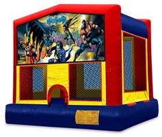 13 x 13 Batman Bounce House