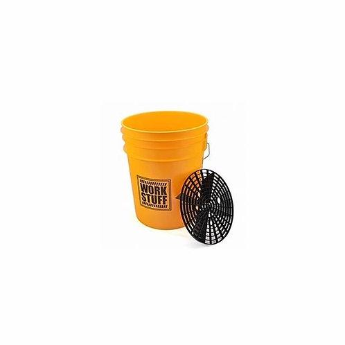 Detailing bucket wash + grit guard