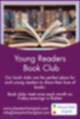 2020 Book Club - Made with PosterMyWall