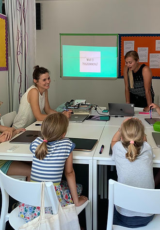 children programming