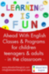 CLasses and Programs in the classroom.jp