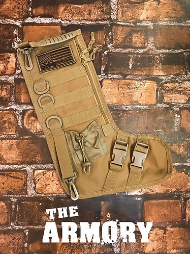 Tactical Stocking Coyote tan