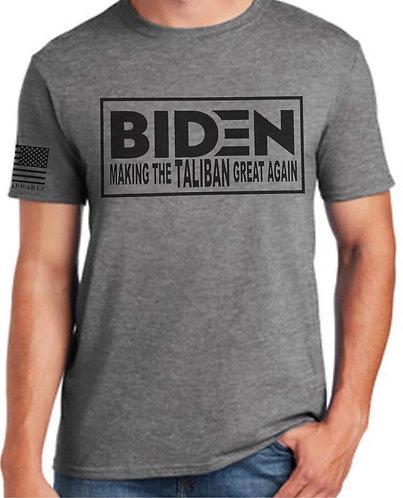 Biden Making The Taliban Great Again