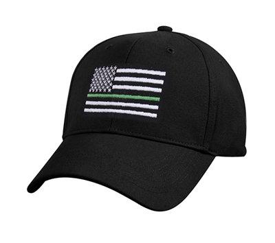 Thin Green Line Ball Cap