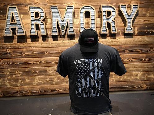 Veteran Scene - T shirt