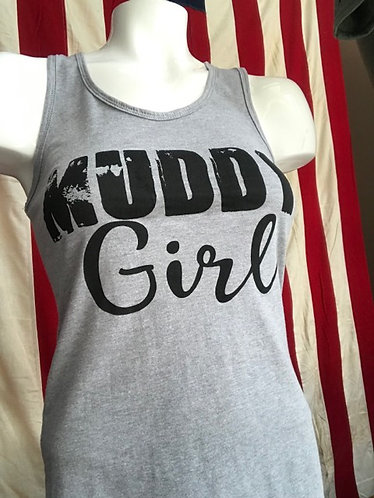 Muddy Girl - Battle Tank