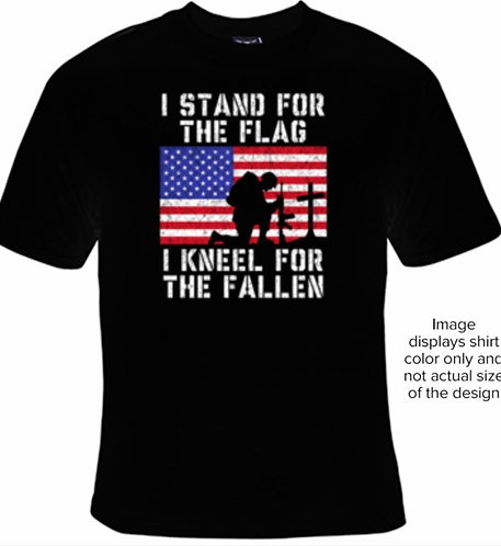 I Stand For the Flag, I Kneel For The Fallen